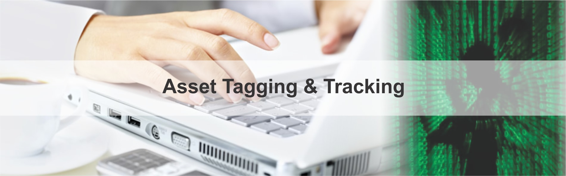 Asset Tagging & Tracking